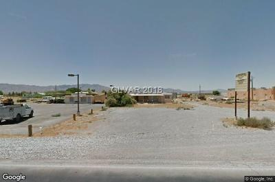 Residential Lots & Land For Sale: 4800 South Pahrump Valley