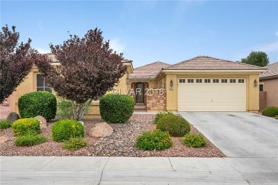 Clark County Single Family Home Sold: 8622 Kingston Heath Court