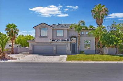 Las Vegas Single Family Home Under Contract - Show: 6009 Lonesome Cactus Street