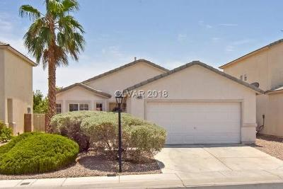 LAS VEGAS Single Family Home For Sale: 4825 Whispering Spring Avenue