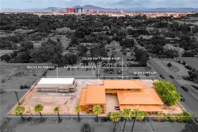 Single Family Home For Sale: 2720 Pinto Lane