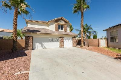 Las Vegas Single Family Home For Sale: 2639 Regency Cove Court