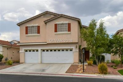 Las Vegas NV Single Family Home For Sale: $329,000