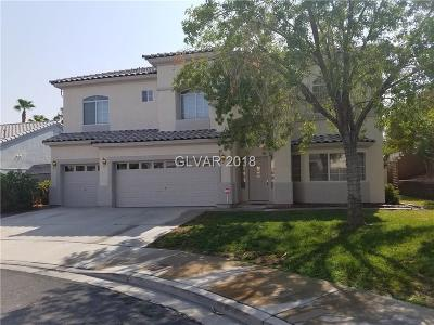 Las Vegas Rental For Rent: 7492 Thornsby Court