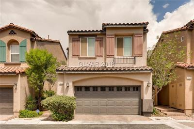 Las Vegas Single Family Home For Sale: 9342 Clear Day Lane