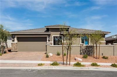 Henderson NV Single Family Home Under Contract - No Show: $440,000