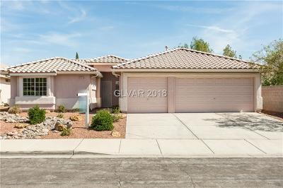 Henderson NV Single Family Home Under Contract - No Show: $294,000