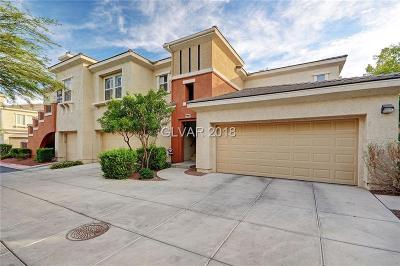 Las Vegas Condo/Townhouse For Sale: 801 Titan Peak Place #204
