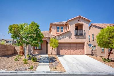 Las Vegas Single Family Home For Sale: 11900 Red Camellia Avenue