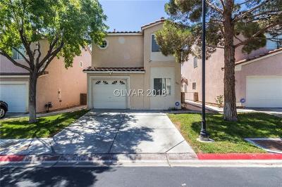 Las Vegas NV Single Family Home For Sale: $228,000