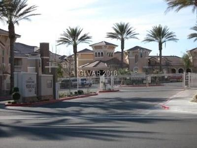Las Vegas Condo/Townhouse For Sale: 9975 Peace Way #1085