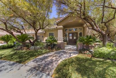 Henderson Single Family Home Under Contract - Show: 508 Calendula Court