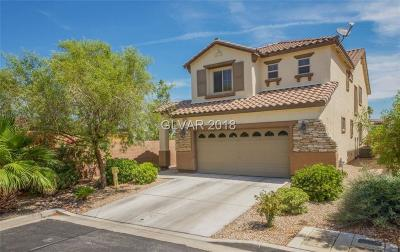 Henderson Single Family Home For Sale: 1640 White Mesquite Place