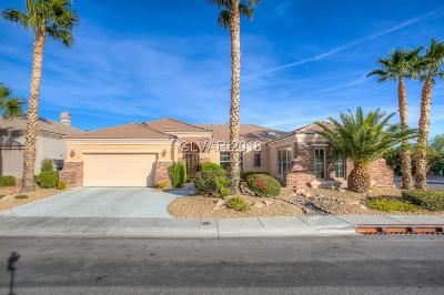 Las Vegas Single Family Home Under Contract - No Show: 4566 Denaro Drive