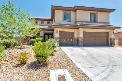 North Las Vegas Single Family Home Under Contract - Show: 3505 Frigatebird Lane