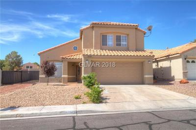 Henderson NV Single Family Home For Sale: $340,000