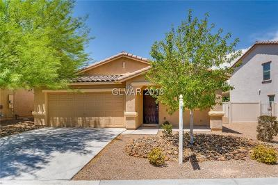 Clark County Single Family Home For Sale: 3217 Pasolini Court