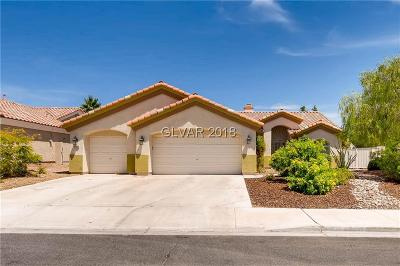 Clark County Single Family Home For Sale: 8020 Bronzewood Avenue
