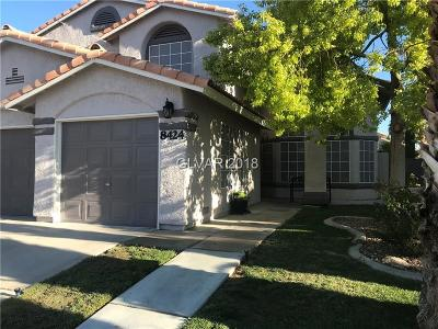 Las Vegas Single Family Home For Sale: 8424 Haven Brook Court