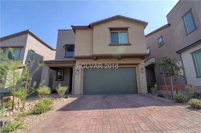 Las Vegas  Single Family Home For Sale: 8961 Rice Peak Street