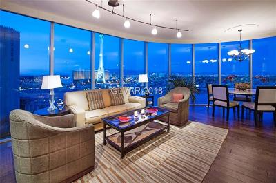 Las Vegas High Rise For Sale: 222 East Karen Avenue #3008