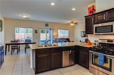 Boulder City Condo/Townhouse For Sale: 843 Tiger Cove