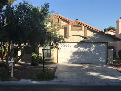 Single Family Home Under Contract - No Show: 4836 Fiesta Lakes Street