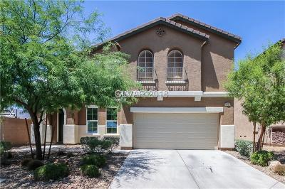 Las Vegas NV Single Family Home Under Contract - No Show: $359,000