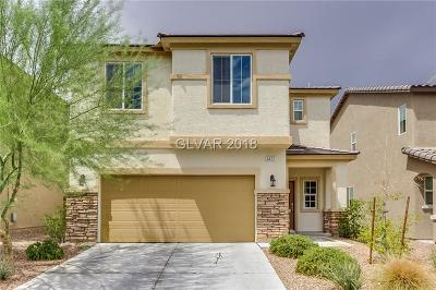 Las Vegas NV Single Family Home Under Contract - No Show: $302,000