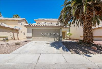 Las Vegas NV Single Family Home Under Contract - No Show: $253,000