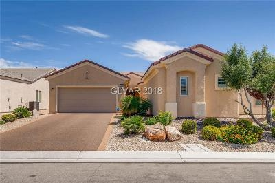 North Las Vegas Single Family Home Under Contract - Show: 7568 Wingspread Street