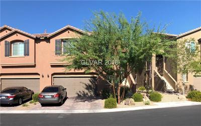 North Las Vegas Condo/Townhouse Under Contract - No Show: 6317 Pageant Street