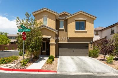 Las Vegas Single Family Home Under Contract - No Show: 8266 Arden Landing Place