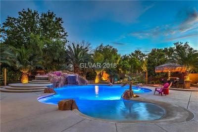 Las Vegas  Single Family Home For Sale: 7001 Via Locanda Avenue