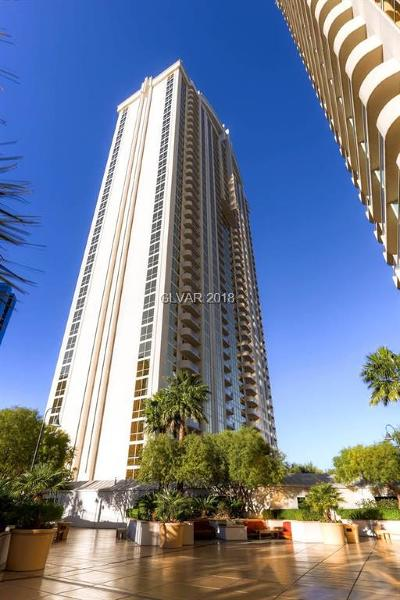 Turnberry M G M Grand Towers L High Rise For Sale: 125 East Harmon Avenue #2002 & 2