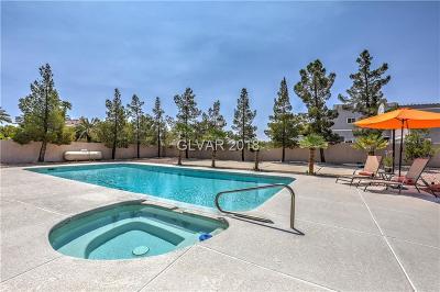 Las Vegas Single Family Home For Sale: 197 Ebb Tide Circle