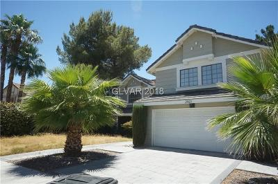 Clark County Single Family Home Under Contract - Show: 2921 Crystal Bay Drive