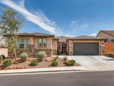 Las Vegas Single Family Home Under Contract - No Show: 10403 Charlottsville Court