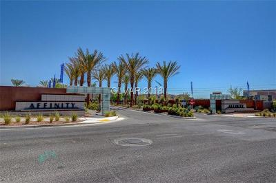 Las Vegas Condo/Townhouse For Sale: 11256 Rainbow Peak Avenue #204