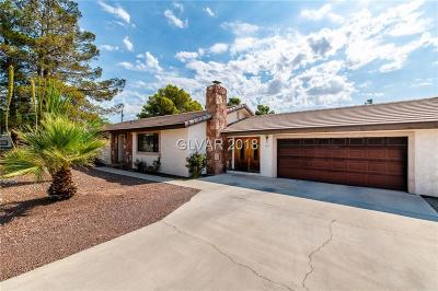 Clark County Single Family Home For Sale: 3260 North Torrey Pines Drive
