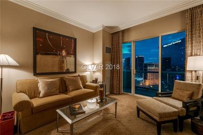 Las Vegas High Rise For Sale: 125 East Harmon Avenue #3301 & 3