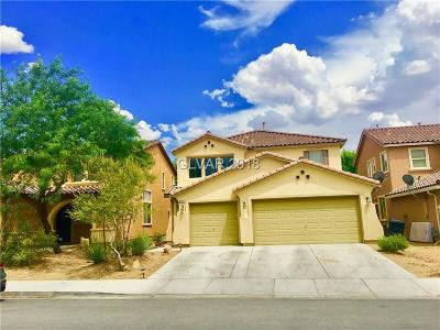 North Las Vegas Single Family Home Under Contract - Show: 8258 San Mateo Street