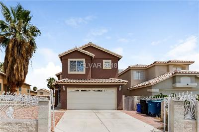Las Vegas NV Single Family Home Under Contract - No Show: $236,000
