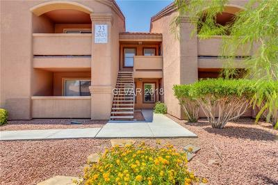Las Vegas NV Condo/Townhouse Under Contract - No Show: $136,000