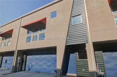 Las Vegas Condo/Townhouse Under Contract - No Show: 230 Dougram Avenue