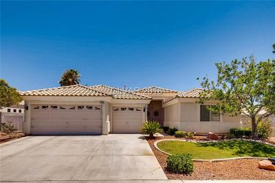 Las Vegas NV Single Family Home Under Contract - Show: $349,900