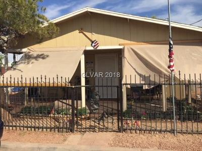 Las Vegas Single Family Home For Sale: 5903 Whitney Avenue