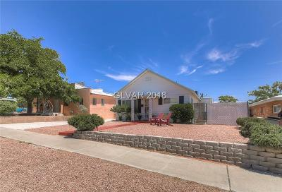 Boulder City Single Family Home Under Contract - Show: 605 Ave K Avenue