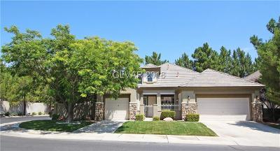 Las Vegas Single Family Home For Sale: 9524 Royal Lamb Drive