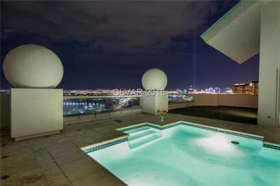 Las Vegas High Rise For Sale: 2877 Paradise Road #3703